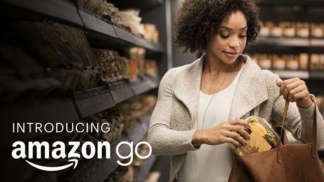 Amazon a deschis primul magazin inteligent, fără vânzători și casieri